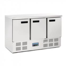 Refrigerador mostrador 3 puertas Polar 368L